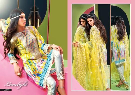 Iznik Luxury Eid Lawn Collection 2016
