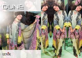 Iznik Luxury Eid Lawn Collection 2016 3