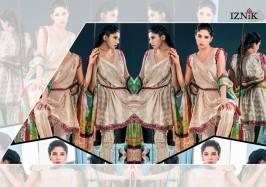 Iznik Luxury Eid Lawn Collection 2016 8