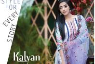 Kalyan Eid Fancy Dresses By ZS Textiles 2016