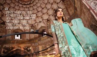 Luxury Chiffon Eid Collection Vol-2 Charizma 2016 3