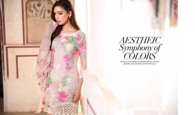 Luxury Chiffon Eid Collection Vol-2 Charizma 2016 7