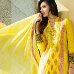 Mahae Embroidered Eid Lawn By Shariq Textiles 2016 10