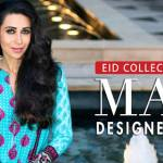 Mahae Embroidered Eid Lawn By Shariq Textiles 2016 4