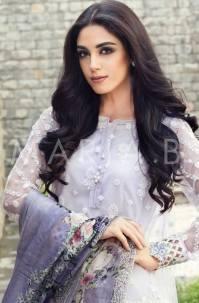 Maria B Eid Lawn Dresses Summer 2016 2