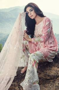 Maria B Eid Lawn Dresses Summer 2016 3