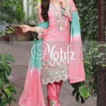 Motifz Eid Crinkle Chiffon Collection 2016 5