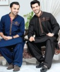 Rivaj Fabrics Men Semi Stitched Eid Collection 2016 4