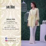 Sana Abbas Eid Festive Dresses Summer 2016
