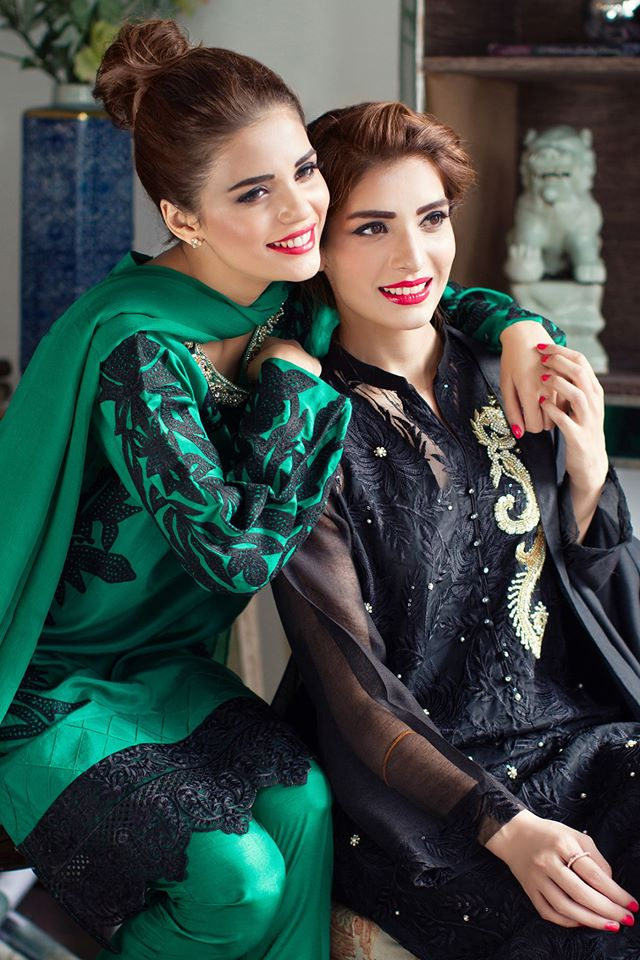 Agha Noor Eid Festive Collection Summer 2016
