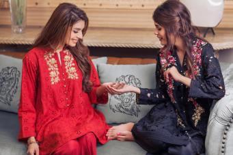 Agha Noor Eid Festive Collection Summer 2016 8