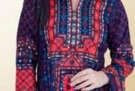 Barkha Crinkle Chiffon Summer Dresses 2016 8