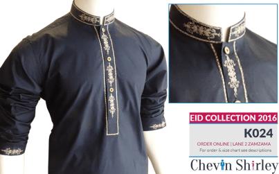 Chevin Shirley Eid Men Kurta Shalwar Dresses 2016 14