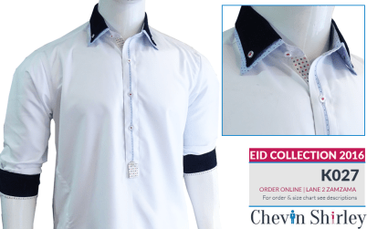 Chevin Shirley Eid Men Kurta Shalwar Dresses 2016 5