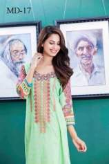 Digital Printed Kurtis Monsoon Collection By Moon Textiles 2016 2