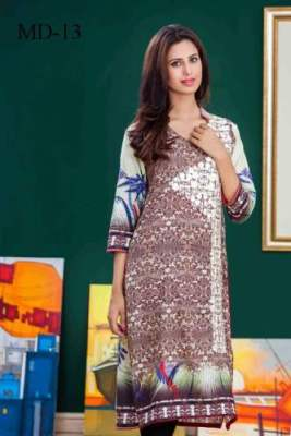 Digital Printed Kurtis Monsoon Collection By Moon Textiles 2016 6