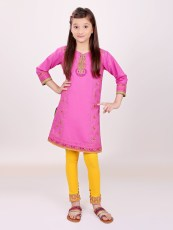 Edenrobe Kids Kurti Autumn Season Dresses 2016 2