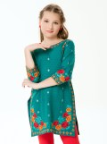 Edenrobe Kids Kurti Autumn Season Dresses 2016 4'