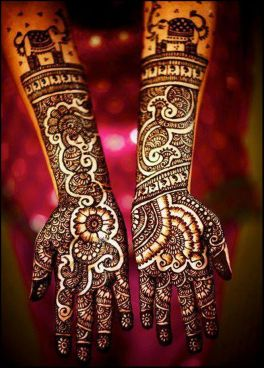Eid Ul Azha Mehndi Designs To Make You More Attractive 2