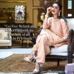 Embroidered Luxury Pret Collection By IVY 2016 4
