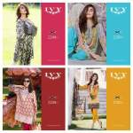 Embroidered Luxury Pret Collection By IVY 2016 7