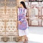 Gul Ahmed Trendy Shirts Eid Collection 2016 2