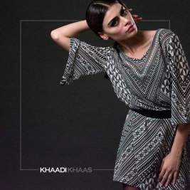 Khaadi Khas Modern Dresses Collection 2016 3