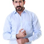 Men Formal Plain Shirts Gul Ahmed Collection 2016