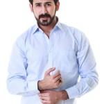 Men Formal Plain Shirts Gul Ahmed Collection 2016