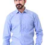 Men Formal Plain Shirts Gul Ahmed Collection 2016 2