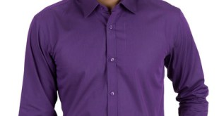 Men Formal Plain Shirts