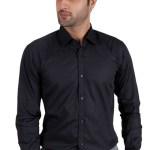 Men Formal Plain Shirts Gul Ahmed Collection 2016 4