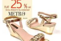 Metro Shoes Eid Footwear