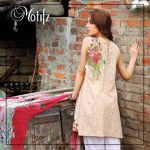 Motifz Embroidered Autumn Lawn Fancy Dresses 2016