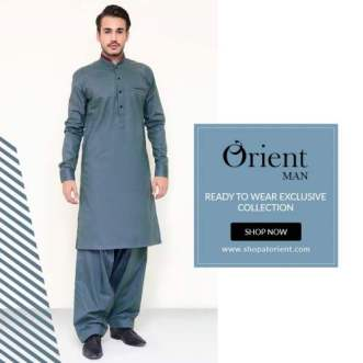 Orient Man Ready To Wear Shalwar Kameez 2016