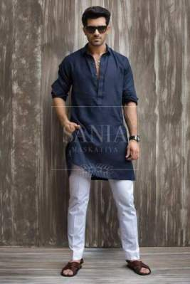 Sania Maskatiya Eid Men Kurta Collection 2016