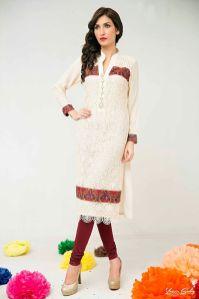 Zainab Hassan Formal Wear Summer End Dresses 2016 11