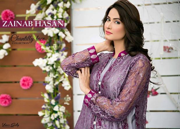 Zainab Hassan Formal Wear