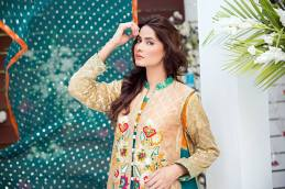 Zainab Hassan Formal Wear Summer End Dresses 2016 2