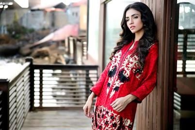Zainab Hassan Formal Wear Summer End Dresses 2016 7