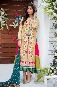 Zainab Hassan Formal Wear Summer End Dresses 2016 9