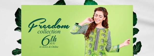Edenrobe Independence Day Kurti Collection 2016-17 2