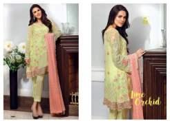 Iznik Luxury Chiffon Eid Ul Azha Collection 2016-17 7