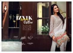 Iznik Luxury Chiffon Eid Ul Azha Collection 2016-17 8