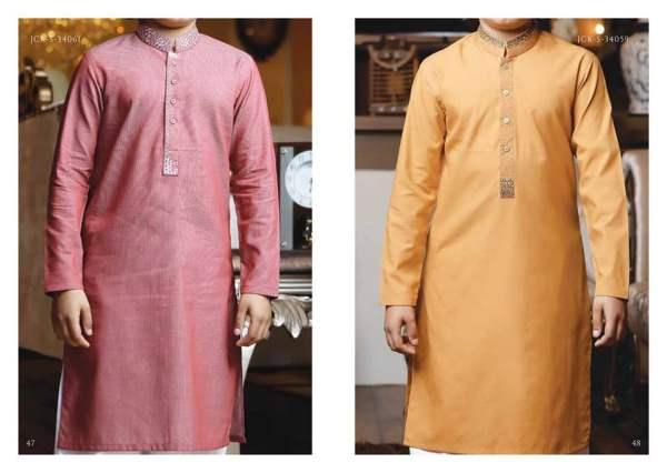 Junaid Jamshed Eid Ul Azha Kids Dresses 2016-17 5