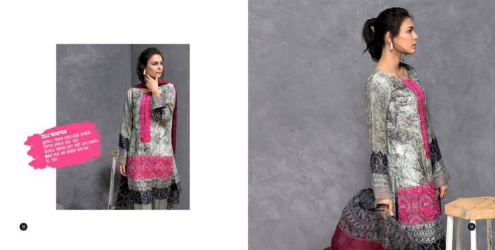 Nisha Unstitched Sawan Collection Vol-27 2016-17 8
