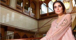 Noor Premium Embroidered Chiffon Dresses 2016-17 6