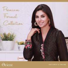Orient Textiles Hand Embroidered Collection 2016-17 4