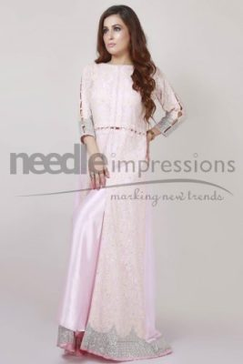 Premium Embroidered Chiffon Collection Needle Impressions 2016 5