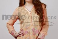 Premium Embroidered Chiffon Collection Needle Impressions 2016 7